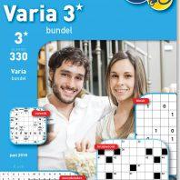 Varia 3* bundel – editie 330