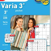Varia 3* pocket – editie 226