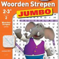 Woorden Strepen Jumbo – editie 2