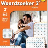 Woordzoeker 3* plezier – editie 562