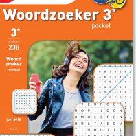 Woordzoeker 3* pocket – editie 236
