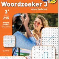 Woordzoeker 3* vakantieboek – editie 215
