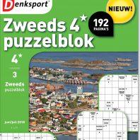 Zweeds Puzzelblok – editie 3
