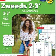 Zweeds 2-3* vakantieboek – editie 148