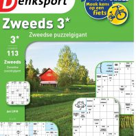 Zweedse 3* puzzelgigant – editie 113