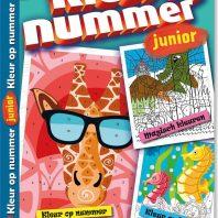 Kleur op nummer junior – editie 1