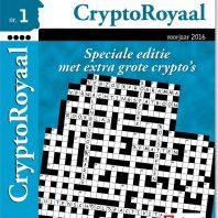 CryptoRoyaal – editie 2 – 2016