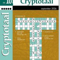 Cryptotaal – editie 4