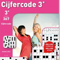 Cijfercode 3 sterren – editie 374