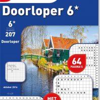 Doorloper 6 sterren – editie 214