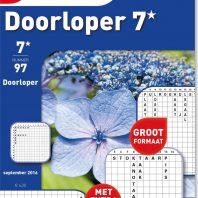 Doorloper 7 sterren – editie 104