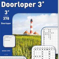 Doorloper 3 sterren – editie 385