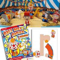 Pret met papier – Circus