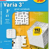 Groot variaboek – editie 68