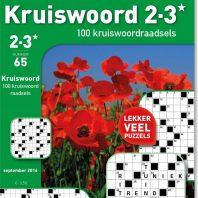 100 Kruiswoordraadsels – editie 72