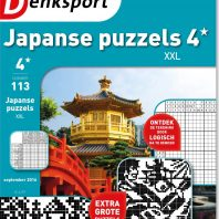 Japanse Puzzels XXL – editie 119