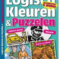Logisch kleuren en puzzelen – editie 12