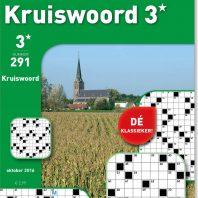 Kruiswoord 3 sterren – editie 298