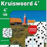 Kruiswoord 4 sterren – editie 196