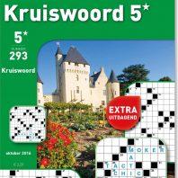 Kruiswoord 5 sterren – editie 300