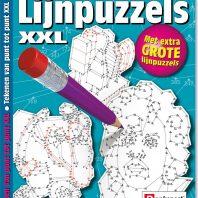 Lijnpuzzels XXL – editie 25