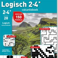 Logisch vakantieboek – editie 32
