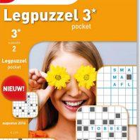 Legpuzzel pocket – editie 6