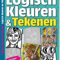 Logisch kleuren en tekenen – editie 16