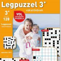 Legpuzzel vakantieboek – editie 136