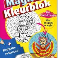 Magisch kleurboek – editie 9
