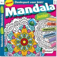 Mandala junior – editie 3