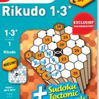 Rikudo 1-3 sterren – editie 1
