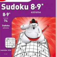 Sudoku extreme – editie 82