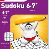Sudoku ultra – editie 98