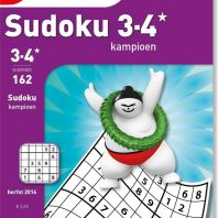 Sudoku kampioen – editie 172