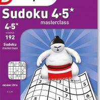 Sudoku masterclass – editie 201