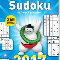 Sudoku scheurkalender 2017