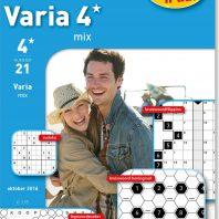 Varia 4 sterren – editie 28