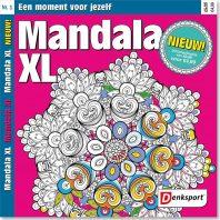 Mandala XL – editie 1