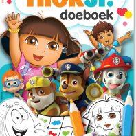 Nick jr Doeboek – editie 2