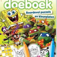Nickelodeon Doeboek – editie 2