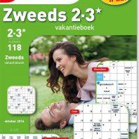Zweeds 2-3* vakantieboek – editie 127