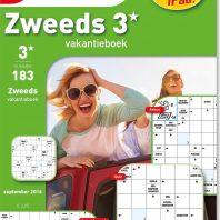 Zweeds vakantieboek – editie 190
